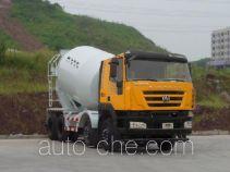 红岩牌CQ5315GJBHXG336型混凝土搅拌运输车