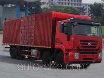 SAIC Hongyan CQ5315XXYHTG466V box van truck