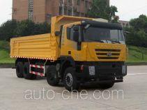 SAIC Hongyan CQ5315ZLJHMVG306L dump garbage truck