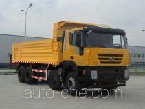 红岩牌CQ5315ZLJHTVG306L型自卸式垃圾车