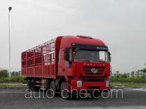 红岩牌CQ5316CCYHTVG466型仓栅式运输车
