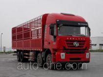 SAIC Hongyan CQ5316CCYHTVG466H stake truck