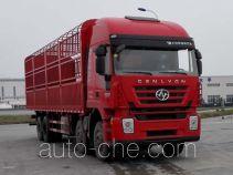 SAIC Hongyan CQ5316CCYHXVG466 stake truck
