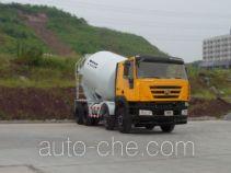 红岩牌CQ5316GJBHTG336TB型混凝土搅拌运输车