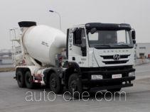 红岩牌CQ5316GJBHTVG306型混凝土搅拌运输车