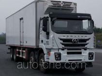 SAIC Hongyan CQ5316XLCHMVG466 refrigerated truck