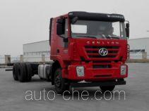 红岩牌CQ5346TXHTVG47-594型特种作业车底盘