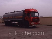 SAIC Hongyan oil tank truck