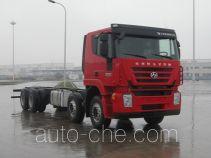 SAIC Hongyan CQ5435HTG42-486 special purpose vehicle chassis