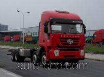 红岩牌CQ5436TXHTG42-466型特种作业车底盘