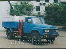Heyun self-loading garbage truck