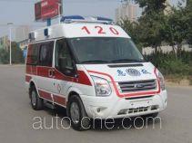 Changqing CQK5038XJHCY4 ambulance