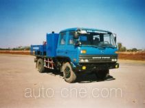 Changqing well cementing water pump truck