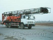 Changqing CQK5230TXJ30 well-workover rig truck