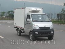 SAIC Hongyan CQZ5025XLC25SC refrigerated truck