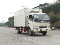 SAIC Hongyan CQZ5044XLC33EQ refrigerated truck
