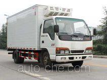 红岩牌CQZ5044XLC33QL型冷藏车
