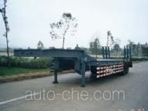 红岩牌CQZ9310型半挂车