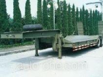 SAIC Hongyan flatbed trailer