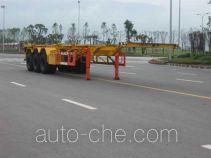 SAIC Hongyan container transport trailer