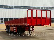 红岩牌CQZ9400型半挂车