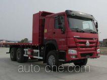XGMA Chusheng CSC3257PZN4147D1 flatbed dump truck