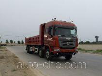 XGMA Chusheng CSC3310JL dump truck