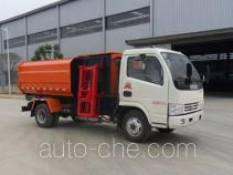 楚胜牌CSC5041ZZZ5型自装卸式垃圾车