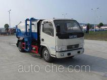 XGMA Chusheng CSC5041ZZZCY5 self-loading garbage truck