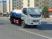 楚胜牌CSC5043GXWB4型吸污车