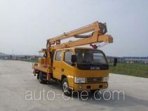 XGMA Chusheng CSC5060JGK14V aerial work platform truck