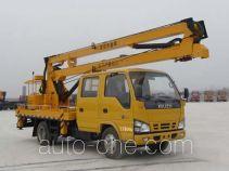 XGMA Chusheng CSC5060JGKW14V aerial work platform truck
