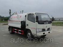 楚胜牌CSC5070GQW4型清洗吸污车