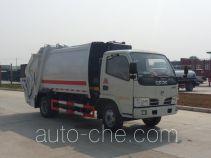 XGMA Chusheng CSC5070ZYS4 garbage compactor truck