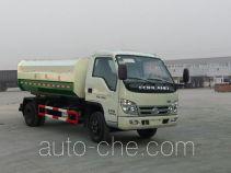 楚胜牌CSC5073ZLJB4型自卸式垃圾车