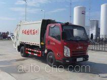 XGMA Chusheng CSC5073ZYSJ garbage compactor truck