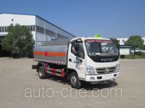 XGMA Chusheng CSC5079GJYB fuel tank truck
