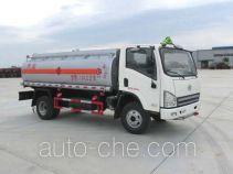 XGMA Chusheng CSC5081GJYCA fuel tank truck