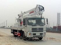 XGMA Chusheng CSC5120JGKD20V aerial work platform truck