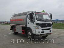 XGMA Chusheng CSC5129GJYB4 fuel tank truck