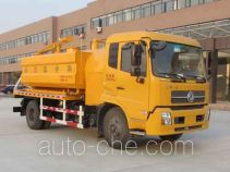 XGMA Chusheng CSC5160GQWD4 sewer flusher and suction truck