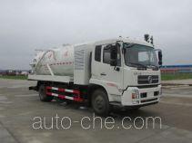 XGMA Chusheng CSC5161GXWD5 sewage suction truck