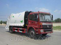 XGMA Chusheng CSC5163ZYSB5 garbage compactor truck