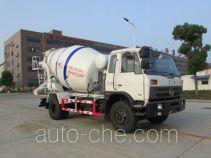 楚胜牌CSC5168GJBE型混凝土搅拌运输车