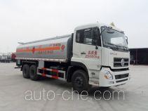 XGMA Chusheng CSC5250GHYA12 chemical liquid tank truck
