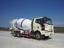 楚胜牌CSC5250GJBC型混凝土搅拌运输车
