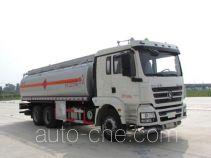 XGMA Chusheng CSC5250GYYS5 oil tank truck
