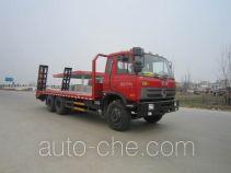 XGMA Chusheng CSC5250TPBE4 flatbed truck
