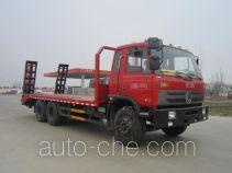 XGMA Chusheng CSC5250TPBE4 грузовик с плоской платформой