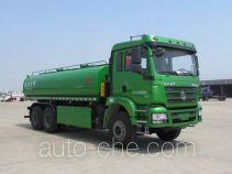 楚胜牌CSC5250ZWXS型污泥自卸车